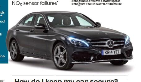 Pressreader What Car 2018 03 01 Should Mercedes Repair An Old