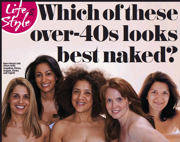 Madison recommend best of 40s naked