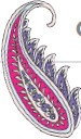 ??  ?? iconic teardrop motif