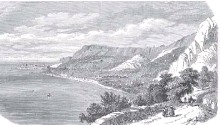 ??  ?? Monaco que les marcheurs découvrent en même que « les moulins du prince » et des « oliviers gigantesques ».