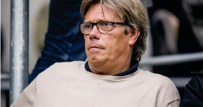 ?? Bild: Johanna Lundberg ?? Pelle Olsson är Halmstads BK:S nya analytiker och scout.