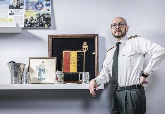 ?? © Hatim Kaghat/id photo agency ?? Gewezen Adiv-baas Philippe Boucké zou zelf aangegeven hebben dat de zaken hem boven het hoofd groeiden.