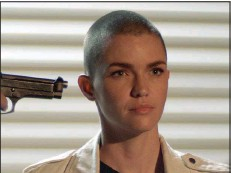 """??  ?? Victoria (Ruby Rose) has a very specific set of skills and a really horrible boss in George Gallo's action movie """"Vanquish."""""""
