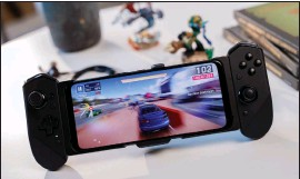 ??  ?? The ROG Phone 5 is the best gaming phones you can get.
