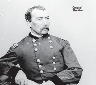 ??  ?? General Sheridan.