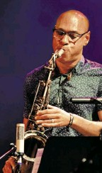 ??  ?? US-Saxofonist Joshua Redman.