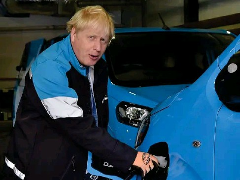 ?? (AP) ?? Johnson's scheme was branded 'the wor l d's most stupid tunne l ' by former aide Dominic Cummings