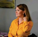 ?? FOTO: CATARIINA SALO/SPT ?? Katri Kulmini har inte besökt Riksdagshuset på länge.