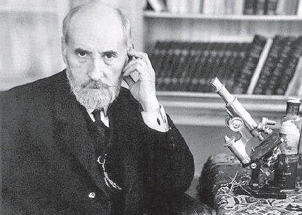?? /CORTESÍA RODOLFO ECHAVARRÍA ?? Santiago Ramón y Cajal