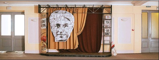 ??  ?? А ще замінять «одяг» сцени та оновлення всього театру, зокрема, відновлення освітлення театру та встановлення системи вентиляції та кондицінування