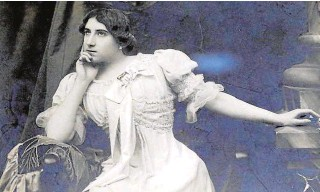 ?? ABC ?? Retrato de Pilar de Valderrama, la Guiomar de Machado