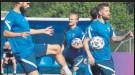 ?? FOTO: AP ?? Finlandia ganó por 0-1 a Dinamarca
