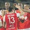 ?? |ARCHIVO ?? 'El rojo' volvió a celebrar una victoria.