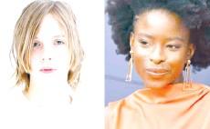 ??  ?? Marieke Lucas Rijneveld (left) and Amanda Gorman.