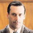 ??  ?? JON HAMM es Don Draper en la serie.