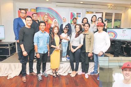 ?? — Gambar ihsan TV3 ?? DFKL 2017: Duta, Speakers dan Top 6 DFKL 2017.