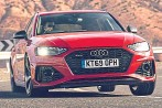 ??  ?? The Mazda MX-5, left, is a popular car in the UK, and the Audi RS 4 Avant is spacious