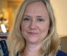 ?? FOTO: MÅRTEN GUDMUNDHS ?? Helena Nikula är präst och samordnare för jourhavande präster i Stockholms stift.