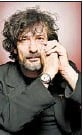 """?? ULF ANDERSEN/GETTY ?? Writer Neil Gaiman says he was """"honored to be invited to host a table"""" at the PEN American Center event."""