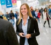 """?? Foto: jotily, stock.adobe ?? Die Günzburger Infomesse """"Beruf & Studium""""ist längst eine Erfolgsgeschichte. Hier treffen künftige Berufsanfänger auf mögliche Arbeitgeber."""