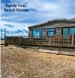 ??  ?? Sandy Toes Beach House