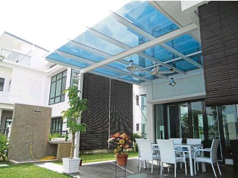 Pressreader The Star Malaysia Star2 2016 04 20 Modern Roof Extensions