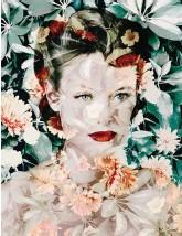 ??  ?? Calendula ( Marigold), 2010 Valérie Belin.