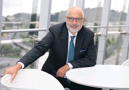 ?? OTO: DIREITOS RESERVADOS ?? José Dionísio, co-CEO da Primavera BSS acredita que o evento vai manter-se online.F