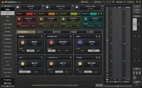??  ?? MTurboDelay bietet das 40-in-1-Plug-in-Echo-Paket für alle, die neben normalen Echos auch mal einen speziellen Echo-Effekt im Studio benötigen.