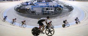 ?? BERNARD WEIL/TORONTO STAR FILE PHOTO ?? Difficulty getting wood from Russia drove up the cost of the velodrome in Milton.