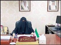 ?? KUNA photo ?? Ghalia Al-Azmi, Director of the Religious Institute for Girls.