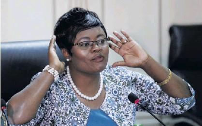 ?? /JACK OWUOR ?? Kiambu Woman Representative Muthoni Wamuchomba on September 25, 2018