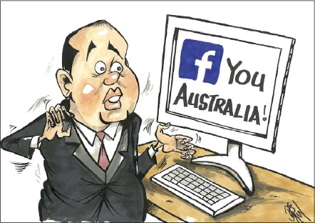 ??  ?? This clever cartoon by Dubbo Photo News regular Paul Dorin says it all.