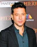 ??  ?? El actor mexicano.