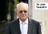 ??  ?? Sir John Saunders