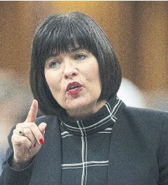?? ADRIAN WYLD THE CANADIAN PRESS FILE PHOTO ?? Canadians should demand that Health Minister Ginette Petitpas Taylor investigate the cause of worsening drug shortages, Dr. Charles Shaver writes.
