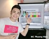 ??  ?? MC Phuong Hieu