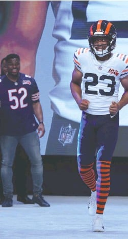 Pressreader Chicago Sun Times 2019 09 05 Khalil Mack Has A Singular Focus This Season