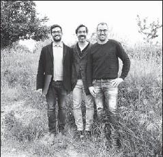 ??  ?? Rubeń Paé Retrato. z,Gabriel Gomera, Josep Construbages - Casa Om