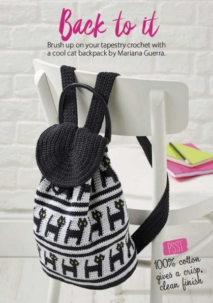 Crochet Cat Purse Free Crochet Patterns in 2020 | Kids crochet ... | 595x419