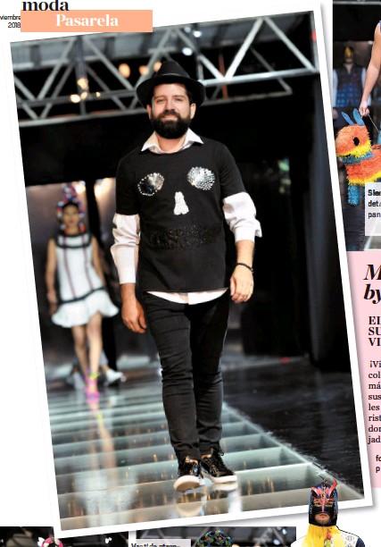 2696a9333a PressReader - Estilo  2018-11-05 - Moda a la mexicana by Jerry Cárcamo