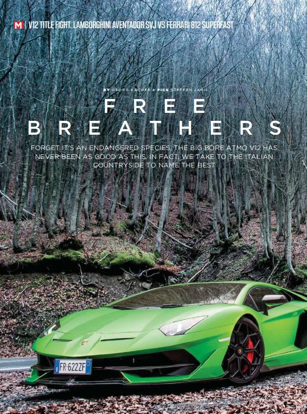 Pressreader Motor Australia 2019 01 10 V12 Free Breathers