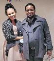 ??  ?? ZULU King MisuZulu ka Goodwill and his wife Ntokozo Mayisela. | Photo Social Media