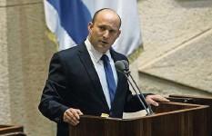 ?? FOTO: AMIR LEVY/GETTY ?? Löst Benjamin Netanjahu ab: Israels neuer Ministerpräsident Naftali Bennett.
