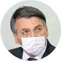 ??  ?? Presidente. Jair Bolsonaro.