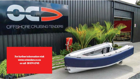??  ?? For further information visit www.octenders.co.nz or call 09 974 6745