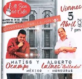 ??  ?? Parte de los afiches de los diferentes conciertos en México.