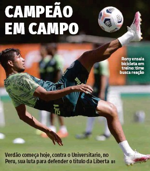 ?? Cesar Greco/agência Palmeiras ??