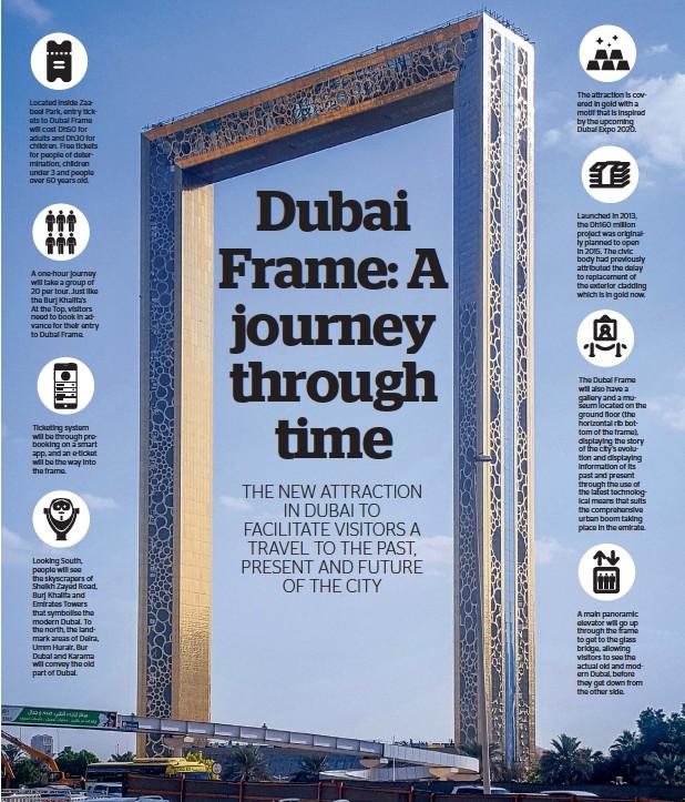 Pressreader Khaleej Times 2017 11 25 Dubai Frame A Journey
