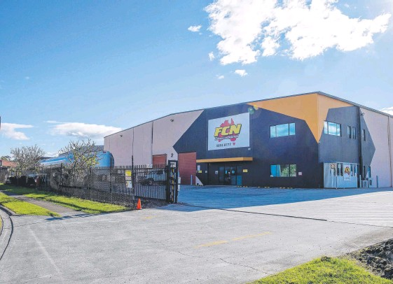 ??  ?? The property that is home to FCN at 2 Notar Dve in Ormeau has sold recently for $23m. Picture: Jerad Williams